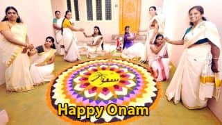 Onam 2019: Best Pookalam Designs That You Can Make on This Harvest Festival