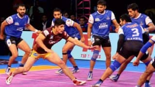 Pro Kabaddi 2017, Highlights: Haryana Steelers Beat Bengal Warriors 29-36