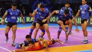 Pro Kabaddi 2017, Highlights: Gujarat Beat Telugu Titans