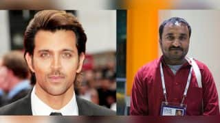 Hrithik Roshan Begins Prepping For His Next Film, Super 30, Based On Mathematician Anand Kumar's Life