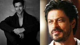 Shah Rukh Khan Just Replied To Hrithik Roshan's Tweet And It Reminded Us Of Their Good Old Days