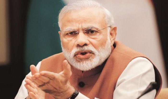 PM Narendra Modi reprimands BJP MPs