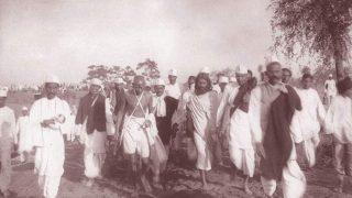 महात्मा गांधी ने आज ही के दिन की थी भारत छोड़ो आंदोलन की शुरुआत