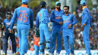 टीम इंडिया की नाराजगी का असर, नाइकी से मिली खिलाड़ियों को नई जर्सी