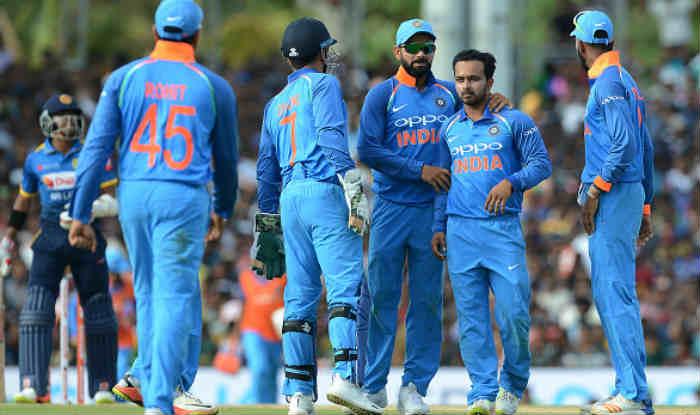 भारतीय टीम Getty)