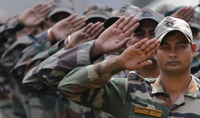 armed forces india
