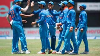 India Grab No.1 Spot in ODI Rankings After Beating Australia 3-0 in 5-match Series