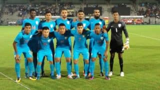 Indian Football Team Climbed Three Places to Re-Enter Top-100 in FIFA Rankings