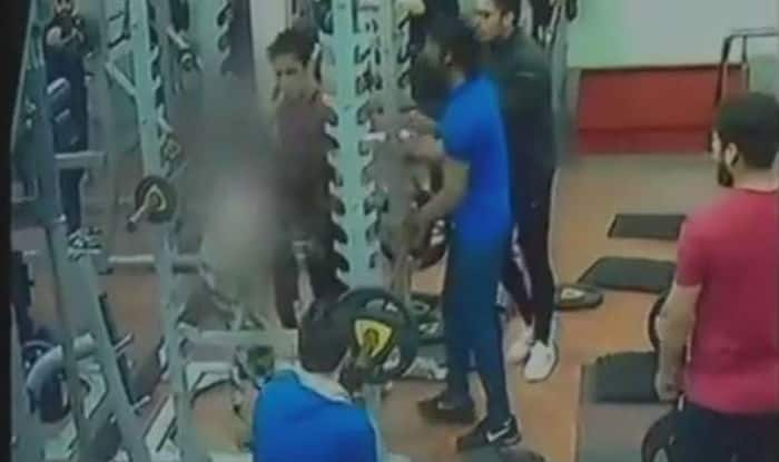 Shame! Indore man punches & kicks woman in gym, recorded on camera