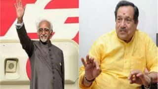 Should Go Where He Feels Secure: RSS' Indresh Kumar on Hamid Ansari's 'Muslims Insecure' Remark