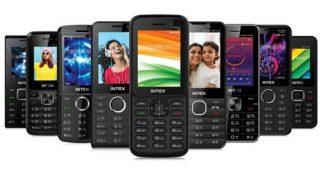 जिओ फोनला टक्कर देण्यासाठी इंटेक्सचा पहिला 4G-VoLTE फोन लाँच