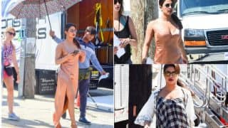 Priyanka Chopra's Latest Pics From The Sets Of Isn't It Romantic Will Make You Crush Over Her Again