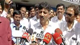 Karnataka Minister DK Shivakumar Questioned For 4 Hours by Income Tax Officials in Bengaluru
