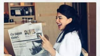 Jacqueline Fernandez Posts the First Birthday Picture Straight out of her Tokyo Diaries