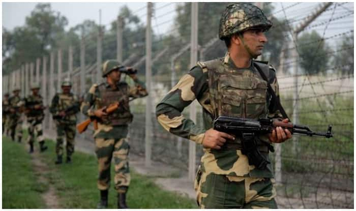 Pakistan violates ceasefire agreement at jammu and kashmirs pak violates ceasefire firing representative picture platinumwayz