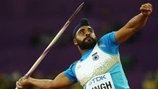 World Championships: Davinder Singh Creates History, Qualifies For Javelin Throw Finals