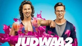 Varun Dhawan's Judwaa 2 Trailer To Be Launched In The Presence of 100 Twins