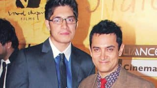 While Everyone Is Excited For Sara Ali Khan And Jhanvi Kapoor's Bollywood Debut, Aamir Khan's Son Junaid Quietly Makes His Acting Debut