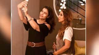 Kajol Dropped By At Gauri Khan's Store And She Was In Love With Even The Coffee There - View Pic