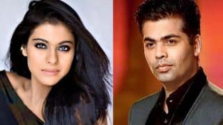 Kajol and Karan Johar patched up on the actress's birthday - read details