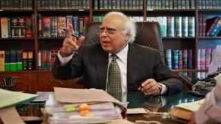 PM Modi Should Attend to Work as Economy is on Shaky Ground: Kapil Sibal