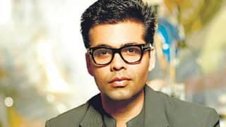 Karan Johar To Act In Another Film After The Debacle Of Bombay Velvet