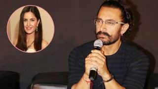 Katrina Kaif Unhappy With Her Role In Aamir Khan's Thugs Of Hindostan? The Actor Clarifies