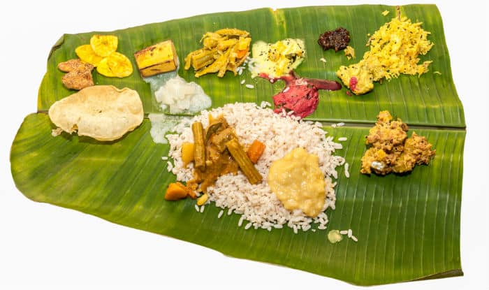 Relish authentic kerala thali for just rs 70 at this for Authentic kerala cuisine