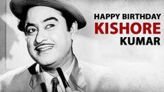 Kishore Kumar B'day: जब इस एक्ट्रेससे शादी करने के लिए किशोर दा बन गए थे मुसलमान, जानिए ऐसी ही 7 दिलचस्प बातें