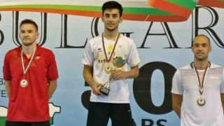 भारत के 16 साल के बैडमिंटन खिलाड़ी लक्ष्य सेन का कमाल, जीता बुल्गारिया ओपन का खिताब