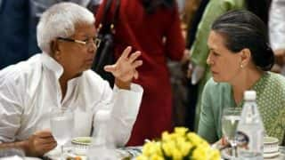 After Mayawati, Sonia Gandhi Pulls Out of Lalu Yadav's Grand Opposition Rally in Patna