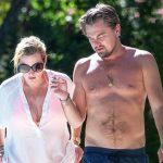Titanic Actors Leonardo DiCaprio And Kate Winslet Have A Poolside Reunion - View Pics