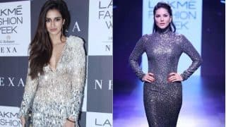 These 6 Celebrities Left Us Awestruck in Glitzy Outfits At Lakme Fashion Week 2017