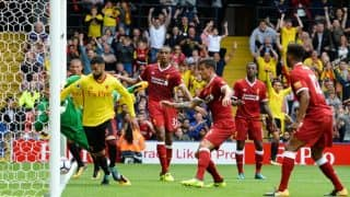 Premier League: Watford Hold Liverpool in 3-3 Thriller