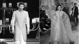 Jacqueline Fernandez and Aditya Roy Kapur to Walk the Ramp for Manish Malhotra's Closing Show at Lakme Fashion Week 2017!
