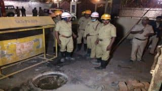 Thane: 2 Trustees And 2 Fire Department Officials Who Went to Rescue Labourer in Well Choke to Death Due to Suffocation