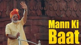 Narendra Modi to Address 35th Edition of 'Mann Ki Baat' Today: What to Expect