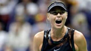 Maria Sharapova Wins Tianjin Open, Her 1st WTA Title Since Drug Ban