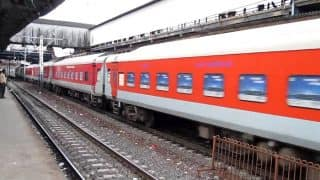 Agartala-Anand Vihar Rajdhani Express Train to be Flagged Off Today, Will Operate Once a Week
