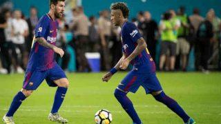 मेसी ने इस इमोशनल मैसेज के साथ दी बार्सिलोना के साथी खिलाड़ी नेमार को विदाई