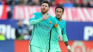 Neymar Has Contacted Barcelona Skipper Lionel Messi Over PSG Transfer Ahead of UCL Clash: Report