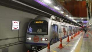 Delhi: Senior Citizen Commits Suicide by Jumping Before Metro Train