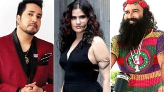 Sona Mohapatra Questions Mika's Support for 'Rapist' Gurmeet Ram Rahim Singh