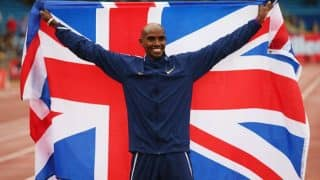 Mo Farah Ends His Track Career With 3,000m Win at Birmingham Diamond League