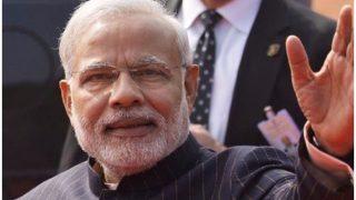 पीएम मोदी आज उदयपुर के दौरे पर, देंगे 27 हजार करोड़ की सौगात