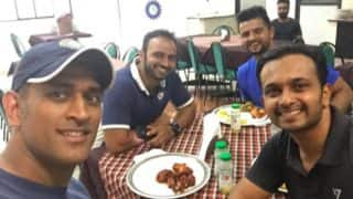 MS Dhoni Shares Selfie With Suresh Raina, Kedar Jadhav After Evaluation Test at The NCA