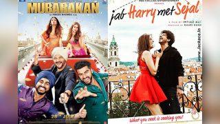 Arjun Kapoor's Mubarakan Outperforms Shah Rukh Khan's Jab Harry Met Sejal