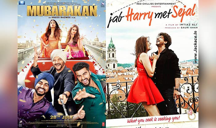 'Jab Harry Met Sejal' has a huge drop in numbers on Monday