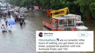 Mumbai Rains See A Barrage Of Funny And Hilarious Tweets