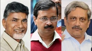 AAP Wins Bawana Bypoll, TDP Gets Nandyal, BJP Bags Panaji, Valpoi